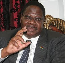 Peter: Accused of plotting to stop Pres.Banda from ascending to power
