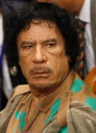 Late Gadaffi