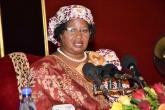 Pres Joyce Banda
