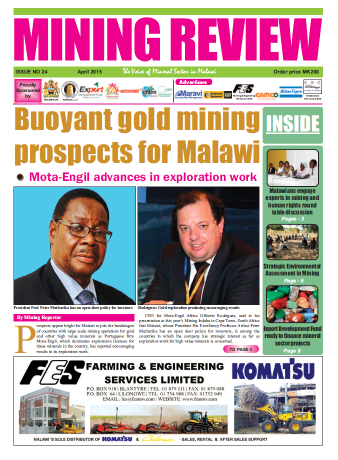 2015-04 Mining Review Cover Page